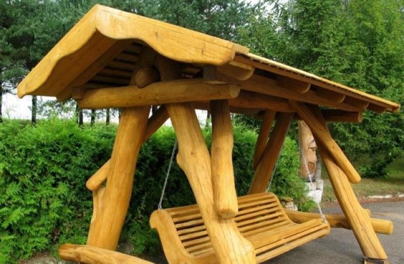 Садовые качели под старину купить в Белгороде