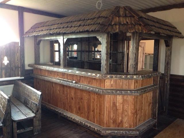 Барная стойка под старину купить в Белгороде