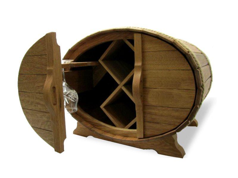 Минибар под старину «Шкафчик настольный» купить в Белгороде