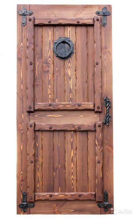 Дверь под старину «Уют» купить в Белгороде