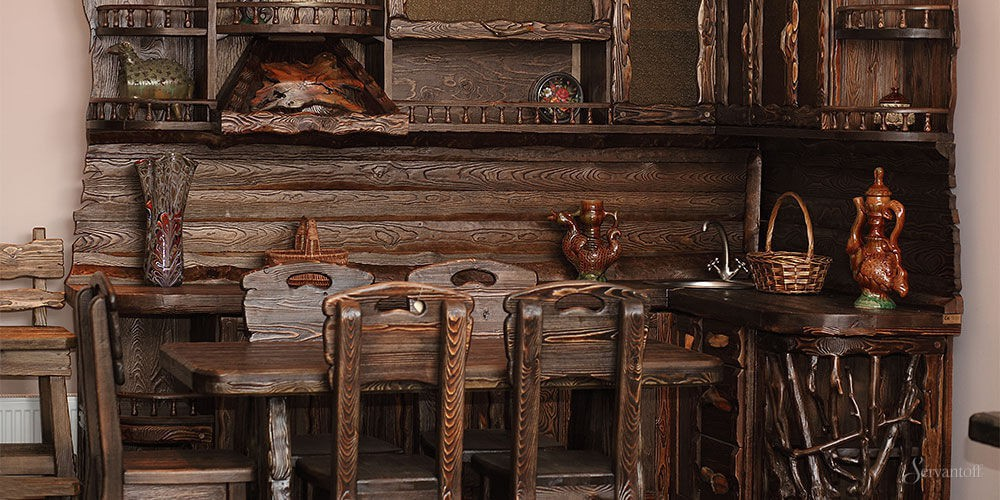 Кухня под старину купить в Белгороде