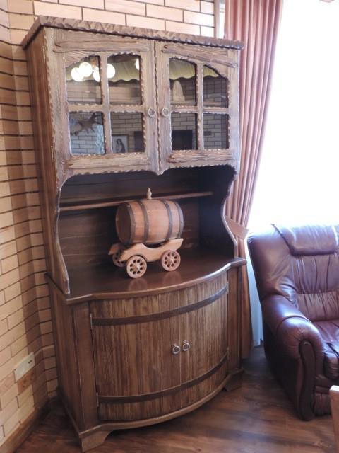 Винный шкаф под старину купить в Белгороде
