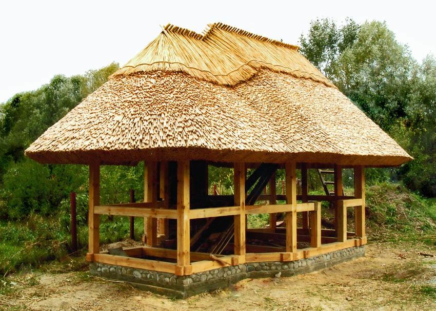 Тростниковые крыши купить в Белгороде