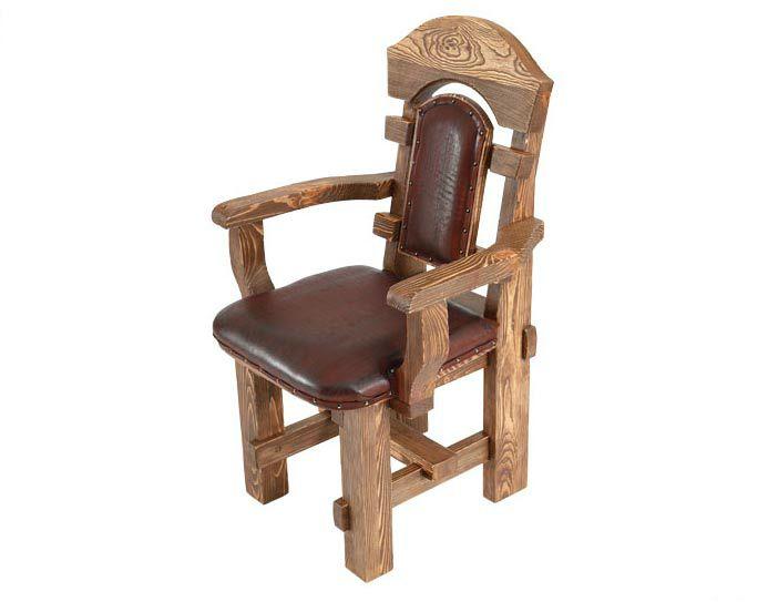 Кресло под старину «Посол» купить в Белгороде